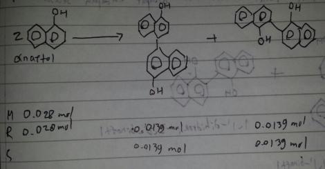 sintesis binaftil