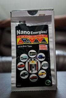 Nano Energizer untuk mesin besar
