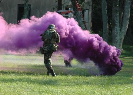 cara membuat bom asap