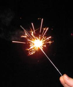 cara membuat kembang api