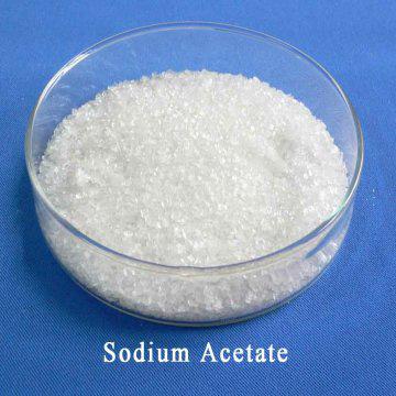 Jual Natrium Asetat / sodium acetate / CH3COONa Murah