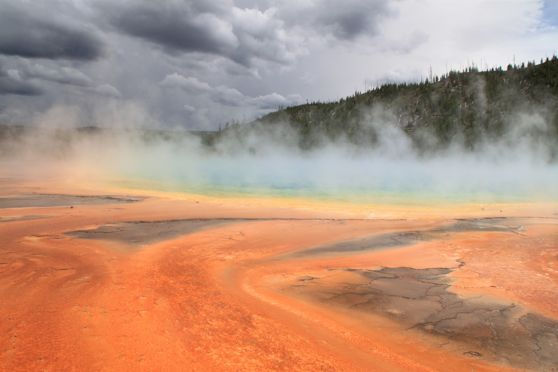 Volcano yellowstone free download