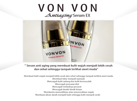 vonvon antiaging serum ex