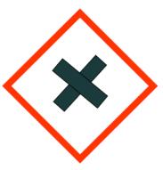 Gambar 5 : Simbol B3 klasifikasi bersifat berbahaya (harmful)