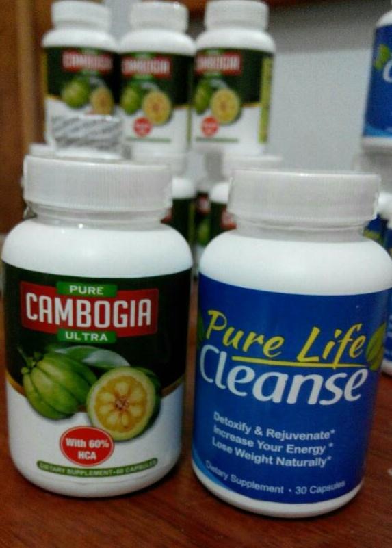 pure cambogia ultra efek samping