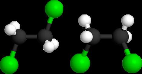 Isómeros conformacionais