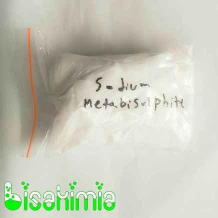 Jual Sodium Metabisulphite atau Natrium Metabisulfit murah